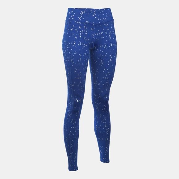 392595bbe8aa Under Armour ColdGear Cozy Leggings - Shimmer Blue.  M 5b81dbe23e0caa8b19e5394c